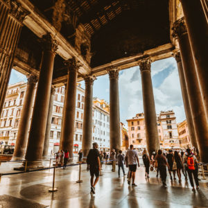 tour roma pantheon