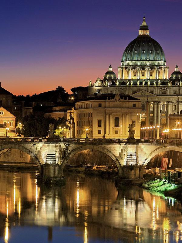 visite guidate roma di notte